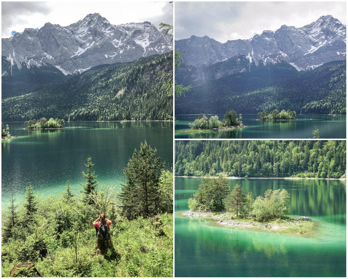 Quartier-Lodge-Garmisch-Partenkirchen-Ausflug-Eibsee