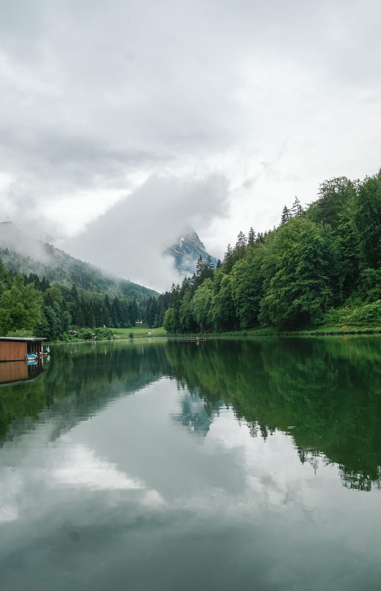 Quartier-Lodge-Garmisch-Partenkirchen-See