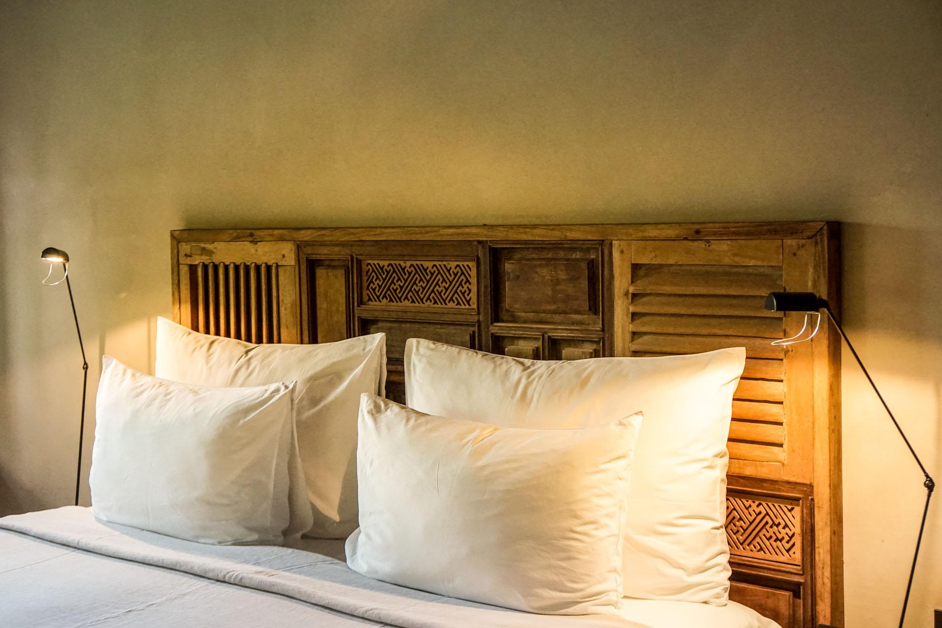 Hotel Phum Baitan Siem Reap Room Bed