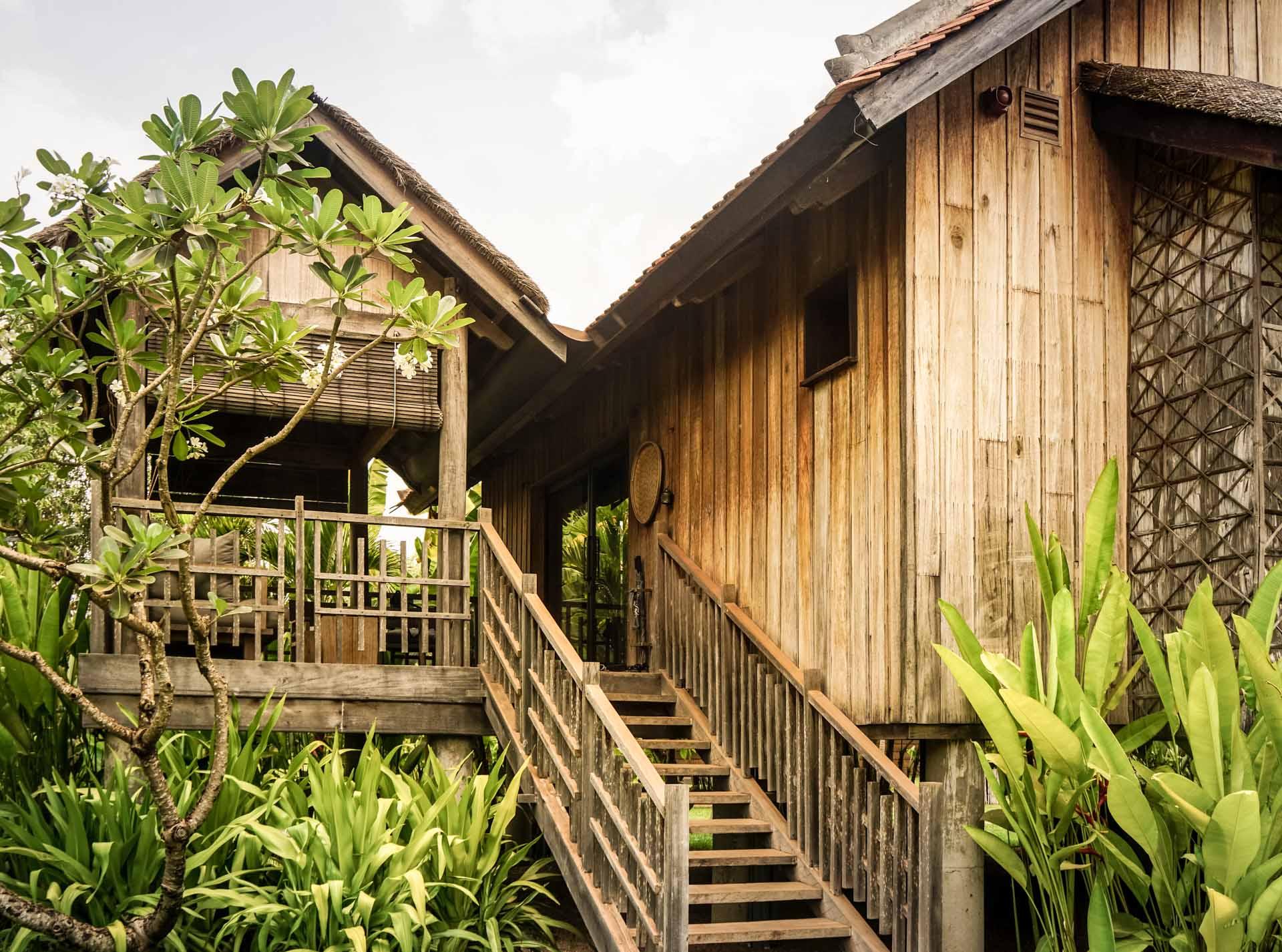 Hotel Phum Baitan Siem Reap Terrace Villa