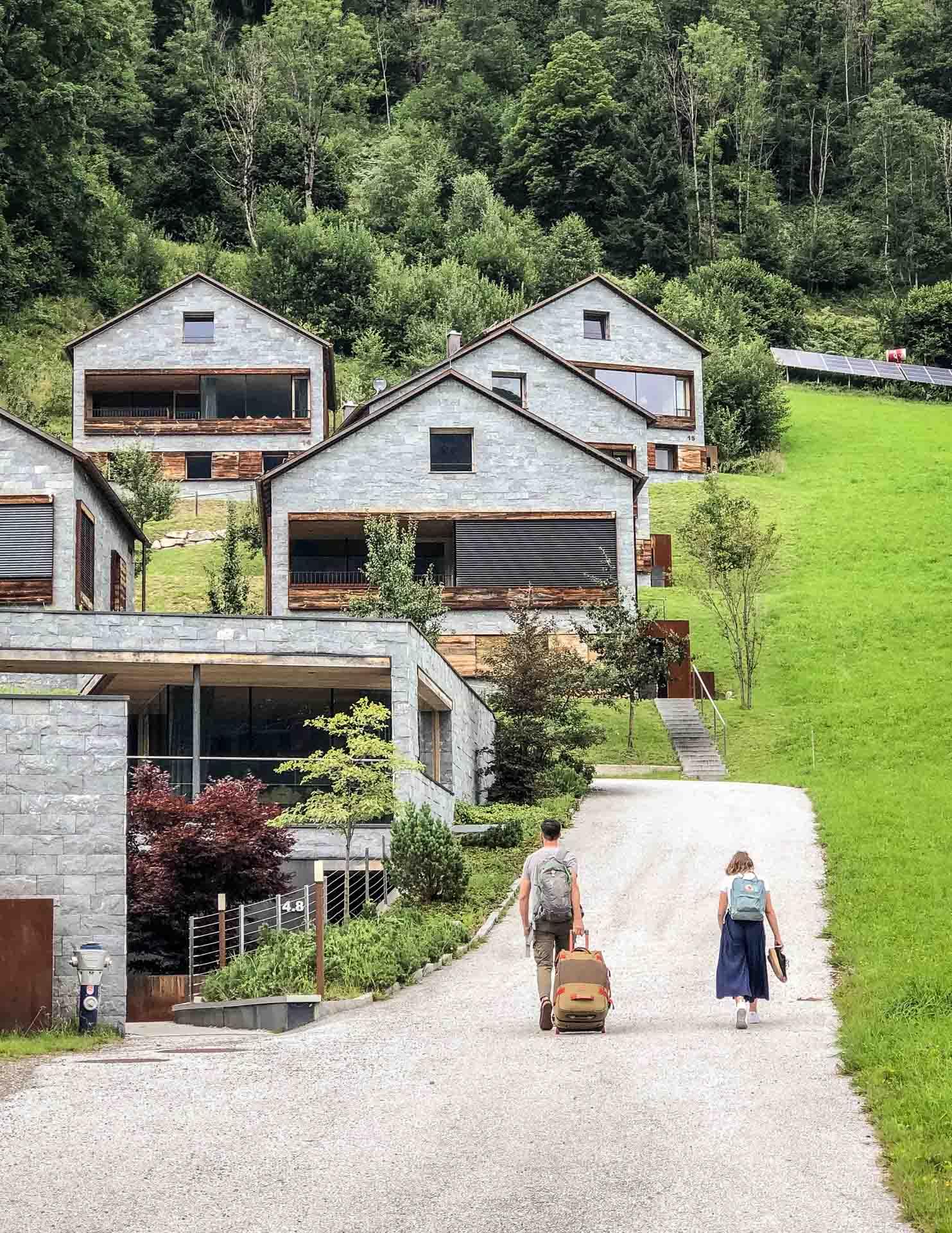 Ferienhaus-Bramber-Wildkogel-Auf-da-Leitn-8-Anlage